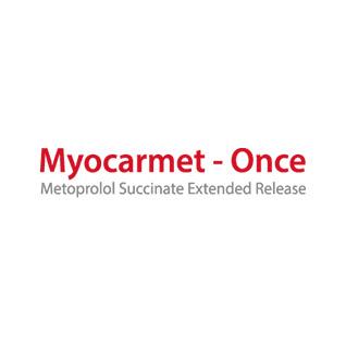 کوشان | فارمد | myocarmet-once | logo